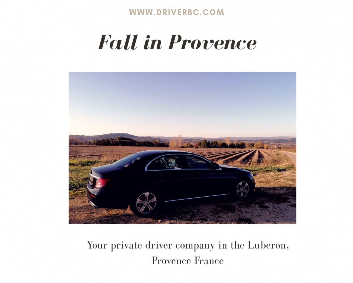 New lockdown & transportation service Luberon