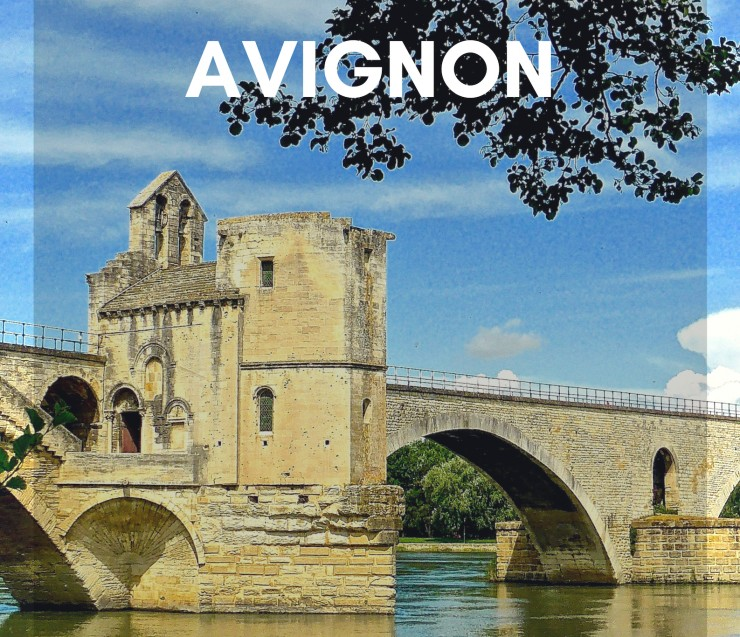 Explore Avignon with your private driver