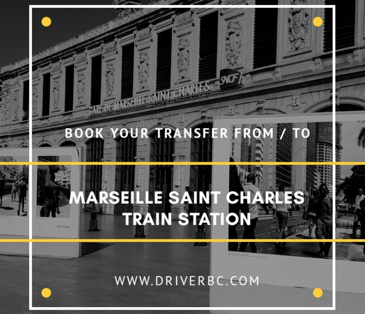 Marseille Saint-Charles train station transfer